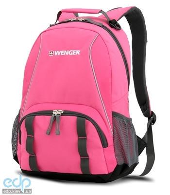 Wenger - Рюкзак подростковый серый/розовый 32 х 14 х 45 см (арт. 12908415)