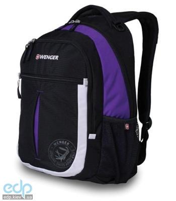 Wenger - Рюкзак Montreux черный/фиолетовый 33 х 19 х 43 см (арт. 13852915)
