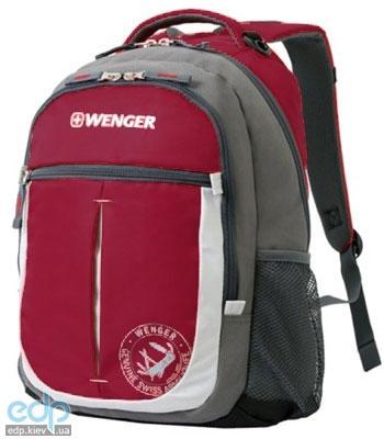 Wenger - Рюкзак Montreux серый/красный 33 х 19 х 43 см (арт. 13854115)