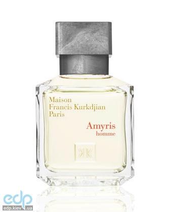 Maison Francis Kurkdjian Paris Amyris homme - туалетная вода - 70 ml