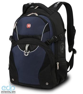 Wenger - Рюкзак черный/синий 34 х 17 х 47 см объем 26 л (арт. 3263203410)