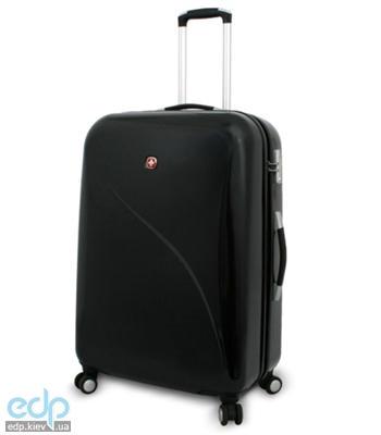 Wenger - Чемодан EVO LITE Pilot Case 27 черный, поликарбонат, 69 х 51 х 31 см объем 109 л (арт. 72012229)