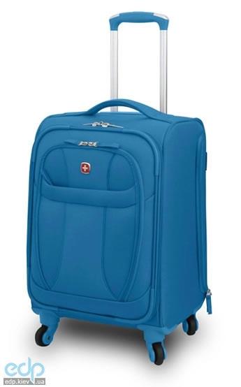 Wenger - Чемодан NEO LITE с отделением для ноутбука синий 50 х 36 х 22 см полиэстер объем 39 л (арт. 72083324)