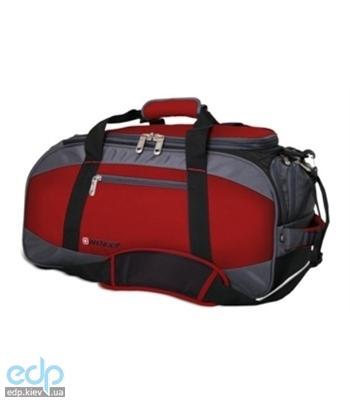 Wenger - Сумка дорожная спортивная MINI SOFT DUFFLE красный 53 х 24 х 27 см (арт. 52744165)