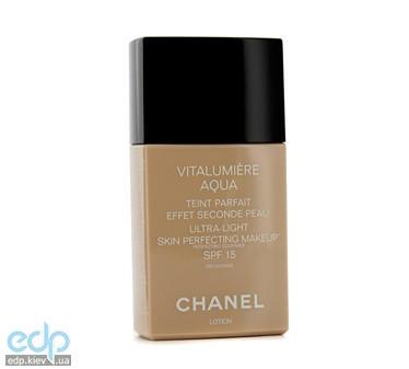 Chanel - Тональный крем  Vitalumiere Aqua SPF15 № 10 Beige - 30 ml