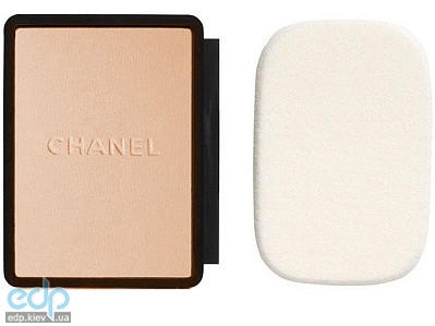 Chanel - Запасной блок Крем-пудра для лица компактная увлажняющая Vitalumiere Compact Douceur SPF10 № 40 Beige  - 13 gr