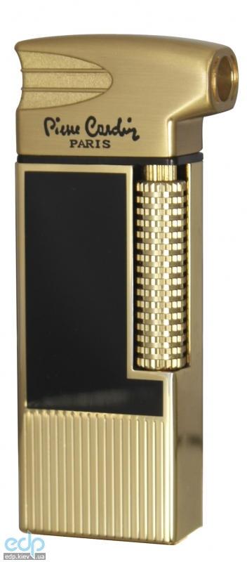 Pierre Cardin - Зажигалка газовая пьезо для сигар золотистый/черный (арт. MF-21B-01)