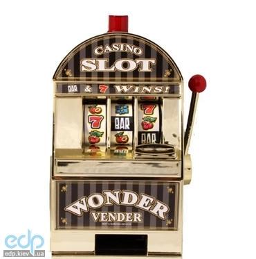 Настольная игра - Мини игровой автомат Duke Однорукий бандит (арт. TM004)