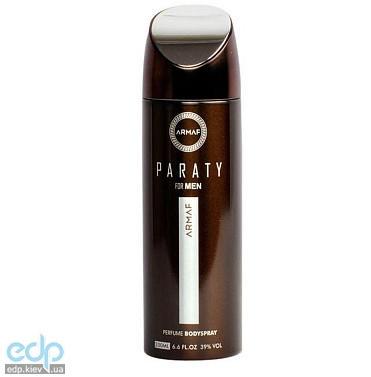 Sterling Paraty For Men - дезодорант спрей - 200 ml