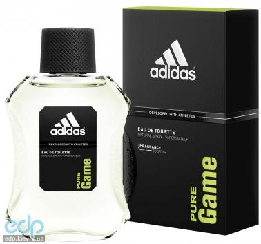 Adidas Pure Game - туалетная вода - 100 ml