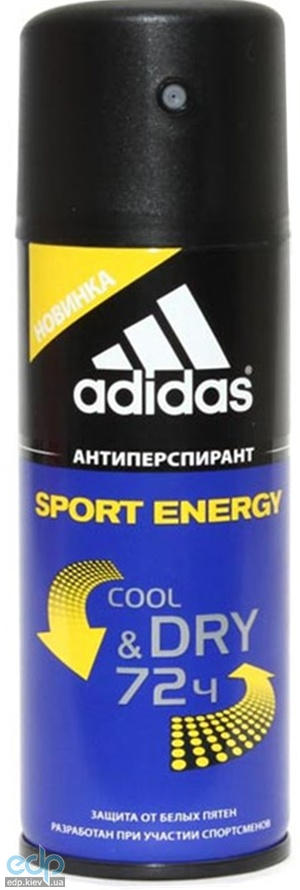 Adidas Cool and Dry Sport Energy