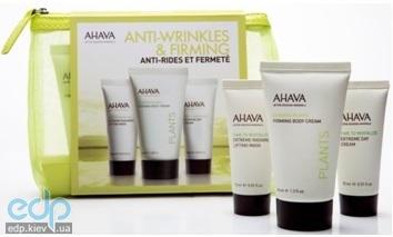 Ahava - Набор Укрепляющий - Anti-wrinkle & firming