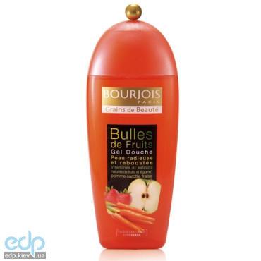 Bourjois - Гель для душа Bulles De Fruits Peau Radieuse Et Reboostee - 250 ml