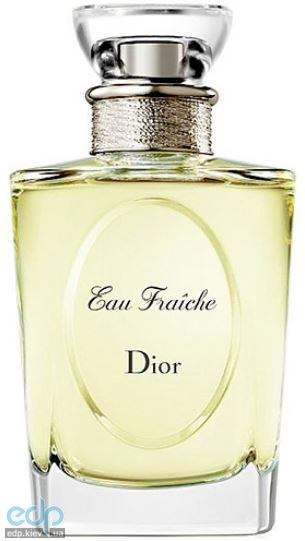 Christian Dior Eau Fraiche - туалетная вода - 100 ml