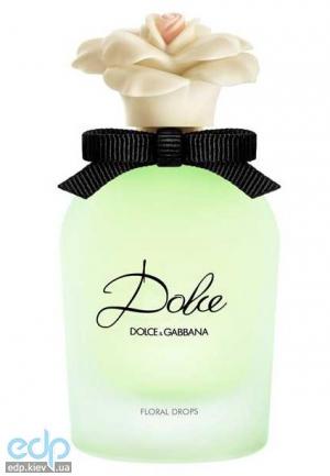Dolce Gabbana Dolce Floral Drops for Women - туалетная вода - 75 ml TESTER