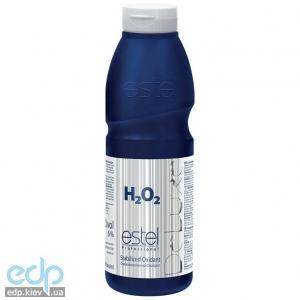 Estel Professional - Стабилизированный оксидант для волос 6% De Luxe H2O2 - 500 ml (DL500/SO)