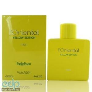 Estelle Ewen LOriental Yellow Edition Men