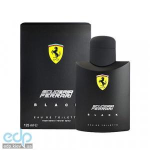 Ferrari Scuderia Ferrari Black  - туалетная вода - 75 ml