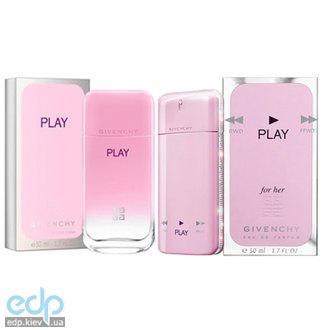 Givenchy Play  - парфюмированная вода - 50 ml