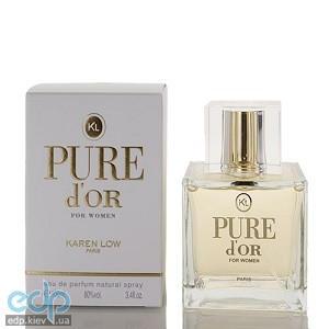 Karen Low Pure DOr