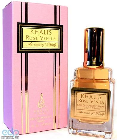 Khalis Rose Vanilla
