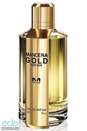 Mancera Gold Prestigium - парфюмированная вода - пробник (виалка) 2 ml