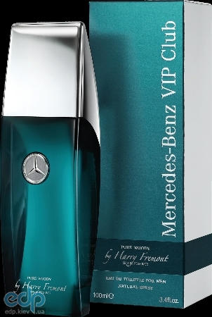 Mercedes-Benz Vip Club Energetic Aromatic