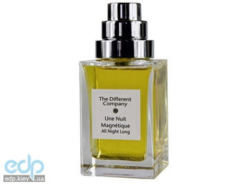 The Different Company Une Nuit Magnetique - парфюмированная вода - 90 ml