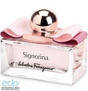 Salvatore Ferragamo Signorina - гель для душа - 200 ml