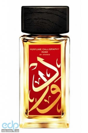 Aramis Perfume Calligraphy Rose - парфюмированная вода - 100 ml TESTER