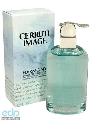 Cerruti ImAge Harmony Men Limited Edition - туалетная вода - 100 ml