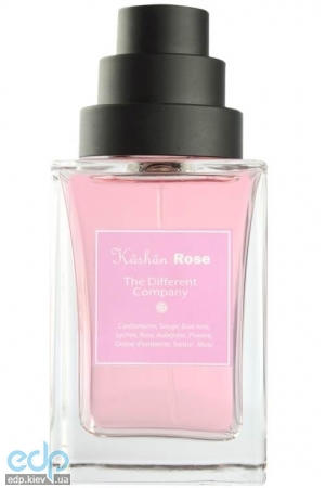 The Different Company Kashan Rose - одеколон - 90 ml