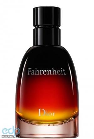 Christian Dior Fahrenheit Le Parfum - парфюмированная вода - 75 ml TESTER