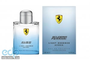 Ferrari Scuderia Light Essence Acqua - туалетная вода - 125 ml