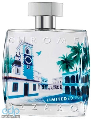 Azzaro Chrome 2014 - туалетная вода - 100 ml Limited Edition TESTER