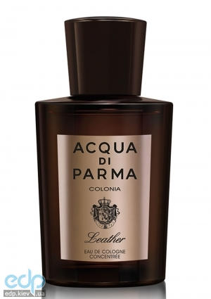 Acqua di Parma Colonia Leather - одеколон - 100 ml