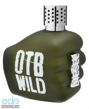 Diesel Only The Brave Wild - туалетная вода - 75 ml TESTER