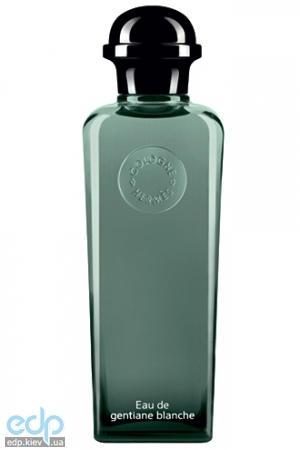 Hermes Eau De Gentiane BlancHe - туалетная вода - 100 ml TESTER