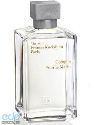 Maison Francis Kurkdjian Cologne Pour Le Matin