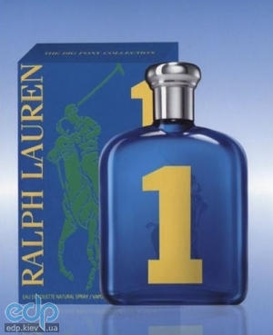 Ralph Lauren Big Pony 1 Men - туалетная вода - 40 ml