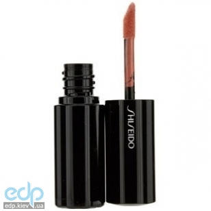 Shiseido - Помада-блеск для губ с эффектом глянцевого сияния Lacquer Rouge RD 215 Caramel - 6 ml