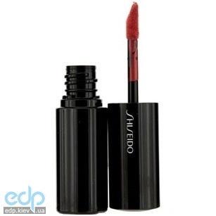 Shiseido - Помада-блеск для губ с эффектом глянцевого сияния Lacquer Rouge RD 314 Deep Coral - 6 ml