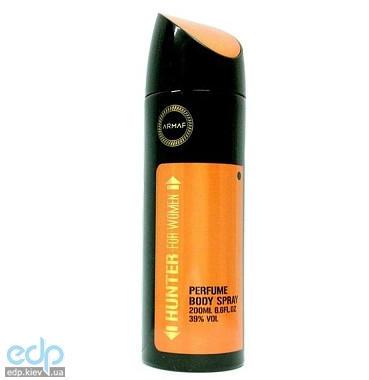 Sterling Hunter For Women - дезодорант спрей - 200 ml