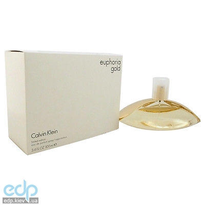 Calvin Klein Euphoria Gold - парфюмированная вода - 100 ml TESTER