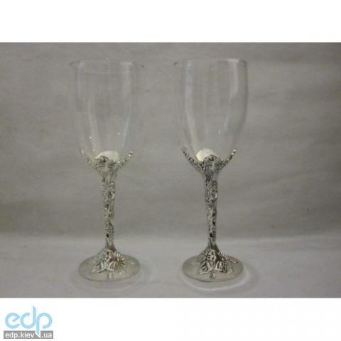 Lessner - Silver Набор для вина 2 предмета (арт. ЛС99104)
