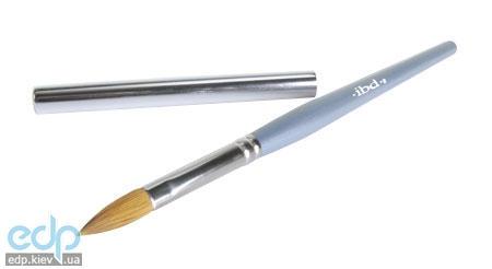 ibd - Professional Round Acrylic Brush Круглая кисть из соболя для акрила № 8