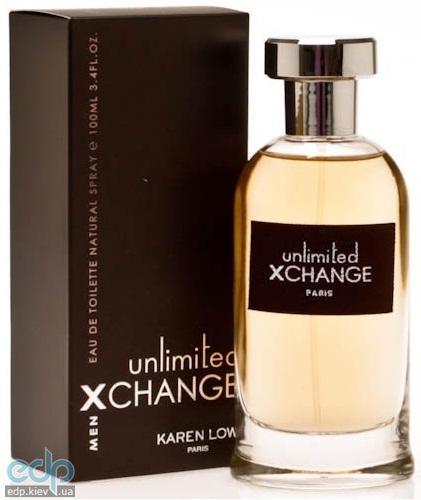 Karen Low X-Change Unlimited Men- туалетная вода - 100 ml