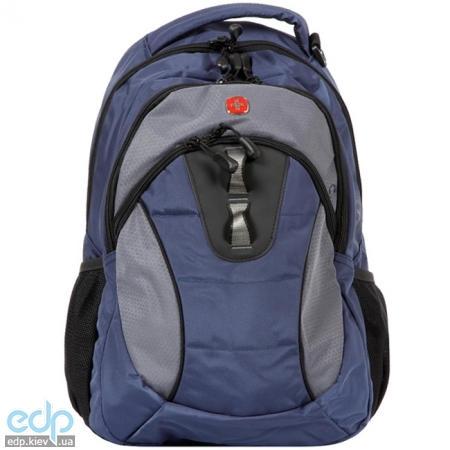 Wenger - Рюкзак для ноутбука синий/серый/черный 32 x 15 x 46 см (арт. 16063415)