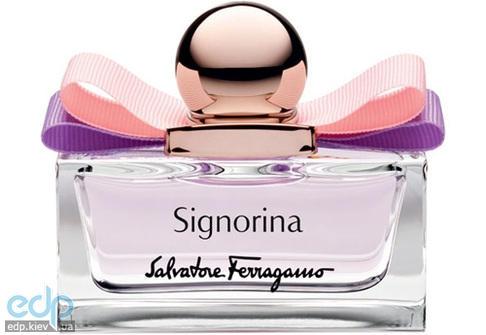 Salvatore Ferragamo Signorina Eau de Toilette - парфюмированная вода - 100 ml