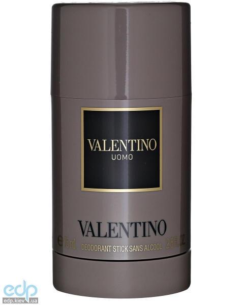 Valentino Valentino Uomo - дезодорант стик - 75 ml